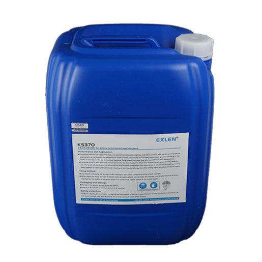 电厂化学水处理系统_KS-370 非氧化性杀菌灭藻剂-山东艾克水处理有限公司