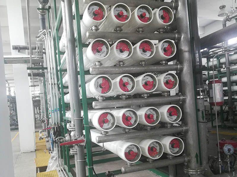 山东雪榕_山东汇源食品饮料有限公司某分厂-山东艾克水处理有限公司