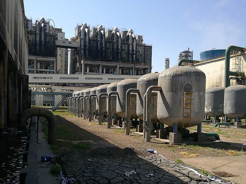 宁煤集团某分厂
